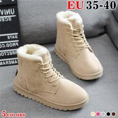 casual shoes, Plus Size, Platform Shoes, Lace