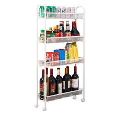 kitchentrolley, Kitchen & Dining, kitchenorganizer, Simple