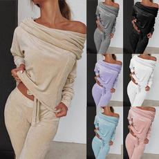 Fleece, Fashion, Yoga, Winter