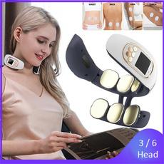backmassager, shouldermassager, pulsemassager, Electric