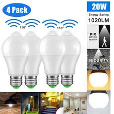 indoorlight, motionsensorlightbulb, led, Home & Living