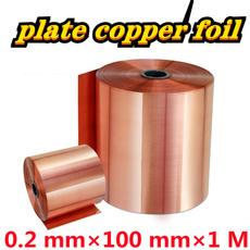 Craft, Copper, copperplate, Materials