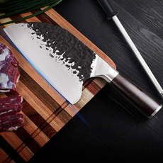 Steel, professionalchefknife, Kitchen & Dining, damascusknife