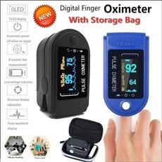 Heart, pulseoxymeter, temperaturemeasurement, oximetro