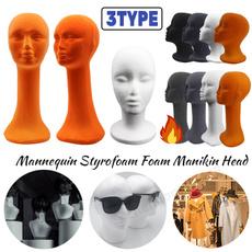 wig, standholder, Head, Fashion