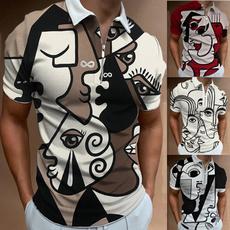 Fashion, Graphic T-Shirt, Polo T-Shirts, Men