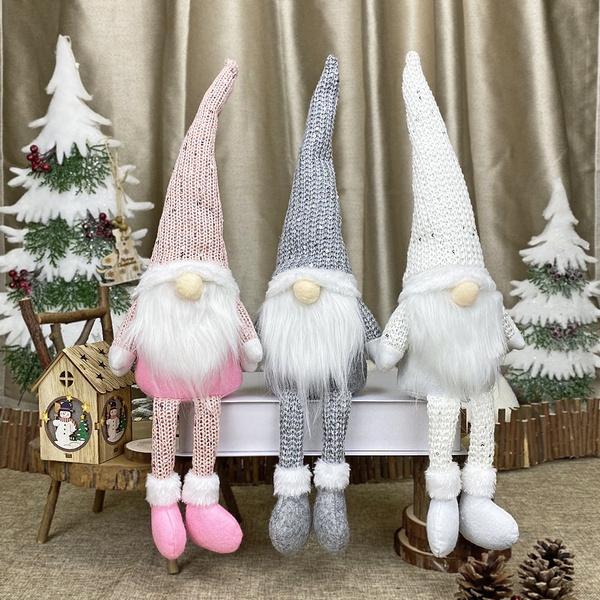 Halloween Decorations, facelessdoll, Christmas, doll