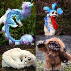 Plush Toys, Decor, wormforlabyrinth, Home Decor