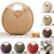 wovenbag, fashionshellhandbag, Fashion, fashionablewomensbag