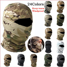 Outdoor, Cycling, Masks, Army
