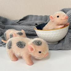 cute, piglet, Gifts, pigdoll