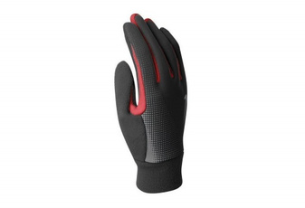 Running, Thermal, Gloves, Red