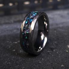 crystal ring, zirconring, rhinestonering, Men's Fashion