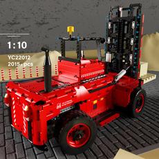 building, Heavy, motorized, Toy