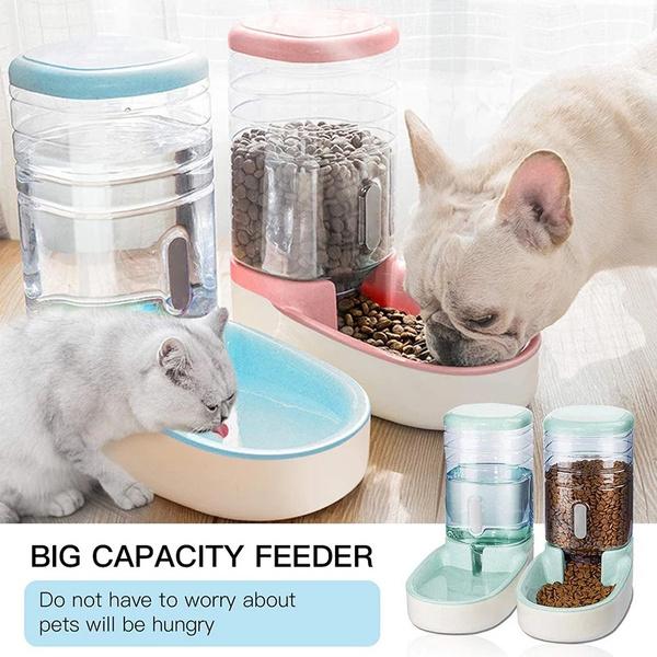 water, Capacity, waterdispenserforpet, largecapacityfeeder