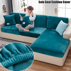 cushionslipcover, velvet, coversprotector, Elastic