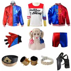 Fashion, Cosplay, harleyquinn, Halloween
