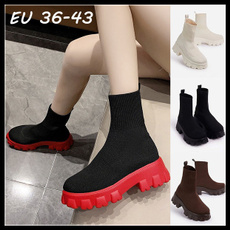 Fashion, Platform Shoes, Boots, winter fashion