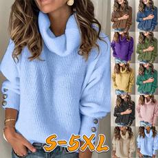 womens knitwear, Fashion, pullover sweater, Gel