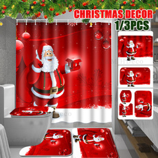 cute, Bathroom, Bathroom Accessories, Christmas