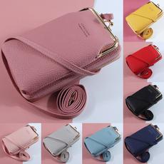 Shoulder Bags, Fashion, Mini, leather