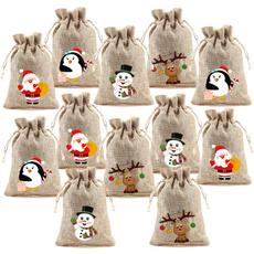 pouchesbag, Drawstring Bags, Christmas, Gifts