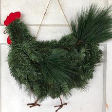 Decor, Christmas, Door, Garden