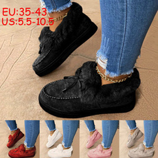 Plus Size, Booties, Ankle, Women's Fashion