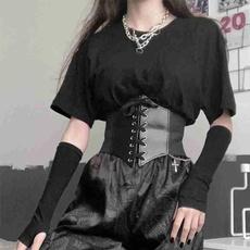 highwaistbelt, Fashion, Lace, Dress