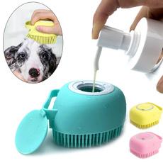 Bath, Bathing, puppy, Pets