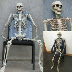Halloween Decorations, skeletonprop, Skeleton, Horror