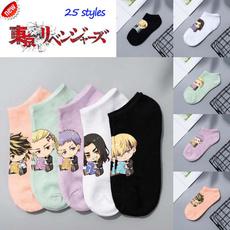 boatsock, Cotton Socks, Printing, Socks