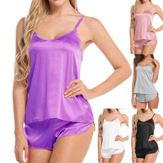 Underwear, Shorts, womenpyjamasshort, nightgownsset
