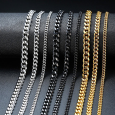 Steel, Chain Necklace, mensnecklacechain, Jewelry