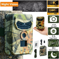 trailcamera, Outdoor, infraredcamcorder, Hunting