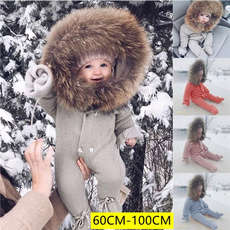 toddlerouterwear, babycoat, Fashion, babywarmjumpsuit
