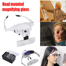ledmagnifierglasse, led, jewelrymagnifier, magnifierglasse