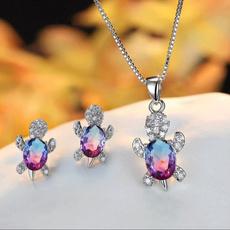Turtle, cute, cutejewelry, necklacesandearring