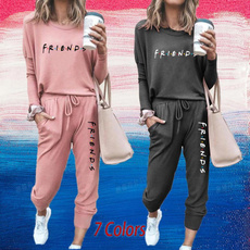 Fashion, sweaters for women, Sleeve, pants