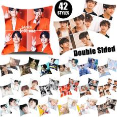 K-Pop, pillowcasehome, decorativepillowcase, printedpillowcase
