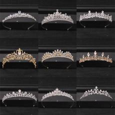 Bridal, Jewelry, Wedding Accessories, crown