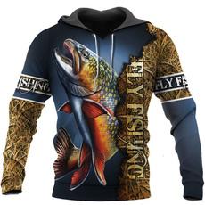 Beautiful, 3D hoodies, Fashion, Winter