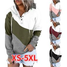 Pocket, fashion women, Plus Size, Tops & Blouses