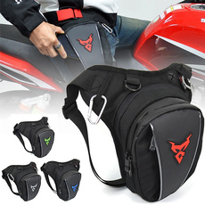 Fashion, motorcyclelegbag, Waterproof, Belt Bag