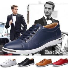 lightleathershoe, Fashion, flatleathershoe, casual leather shoes