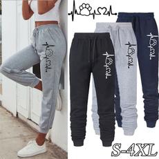 sportswearmen, trousers, Cotton, Winter
