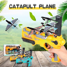 modeltoygun, catapultplane, outdoortoy, aircraftfiringgun