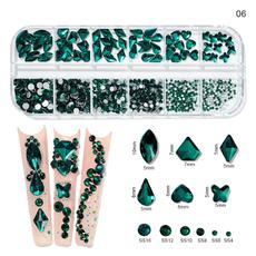 Box, DIAMOND, art, Jewelry