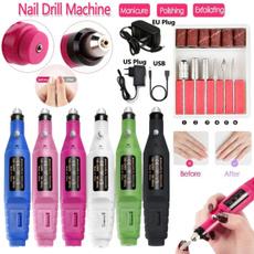 Nails Manicure, Machine, Electric, Beauty