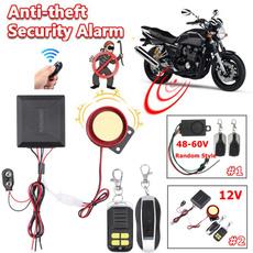 Remote Controls, Electric, alarmsystem, antitheft